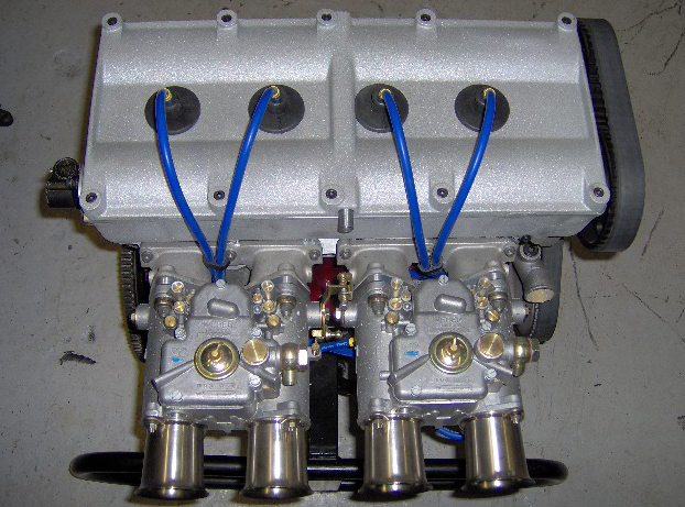 Ford BDA/BDG Engine